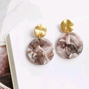 Jewelry - NEW Acrylic Earrings